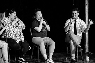Austin Sketch Fest 2018: A Funny Feeling Podcast 5/25/2018