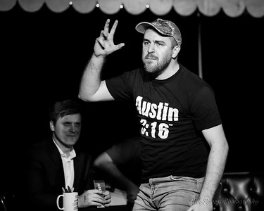 Austin Sketch Fest 2018: The (Just For) Tonight Show! 5/25/2018