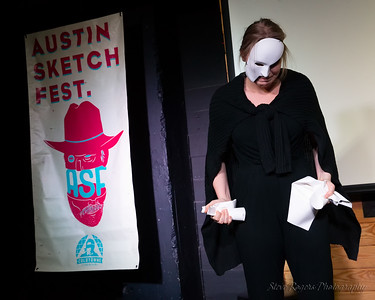 Austin Sketch Fest 2018: Two Kids in a Trench Coat 5/23/2018