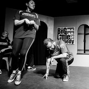 BLCF 2018: Comedyzportz Sunday 4PM