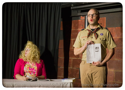 Back In Townsville: Community Center: Sketch Comedy @Coldtowne