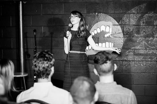 Broken Joke Taping 7/18/2017