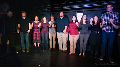 Old Love (an improvised comedy) 1/5/2019