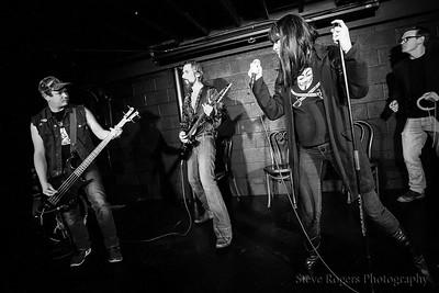 Rezuranger: an improvised heavy metal odyssee 4/8/2017