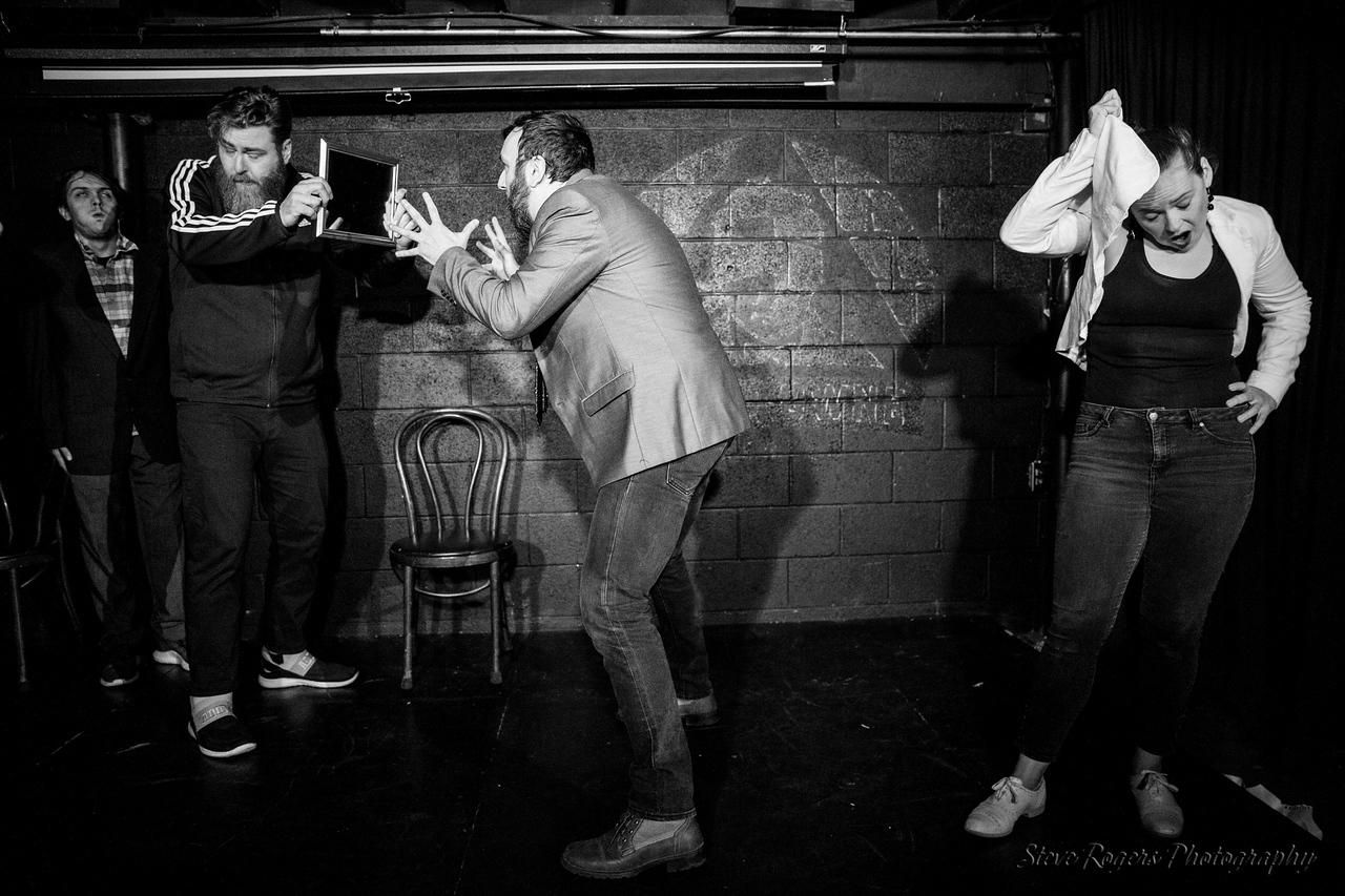Sidequest A Nerdy Sketch Comedy Show 4/14/2018
