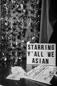 #StarringYallWeAsian 2/16/2019