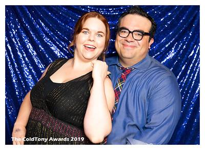 The ColdTony Awards! Photobooth 10/20/2019