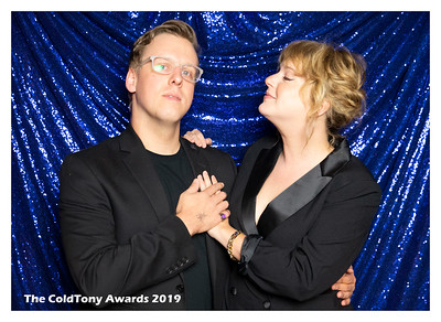 The ColdTony Awards! Photobooth 10/20/2019