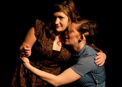 GNAP Theater presents Cover to Cover directed by Audrey Sansom and Julie Gillis