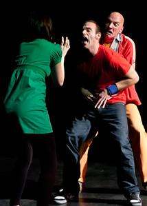 Jay Byrd, Christine Giordano and John Buseman - The Color Wheel @SVT 2/25/2011