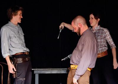 Showdown, Episode 1- March 25, 2011