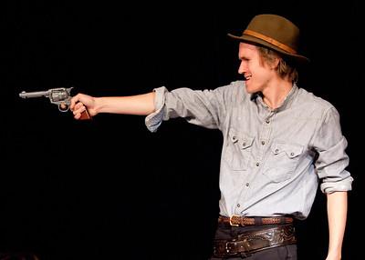 Showdown, Episode 3 - Texas, My Texas - April 1, 2011