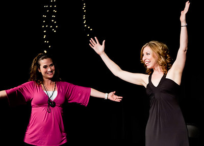 On November 6, 2010, Girls Girls Girls performed at Salvage Vanguard Theater.  http://www.gggimprov.com