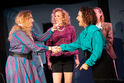 Broad Ambition - An 80's Women's Workplace Revenge Musical