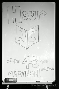 Hour 26 GGG - The Hideout 45 Hour Marathon