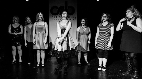 OOB 2016 Girls Girls Girls Improvised Musicals 9/2/2016