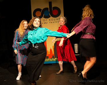2018 OOB: Girls Girls Girls Improvised Musicals 8/30/2018