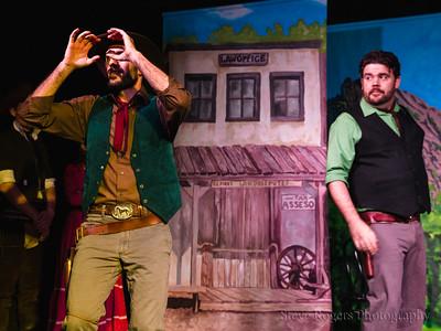 Boy Howdy!: Improvised 1960s-Style TV Westerns 12/19/2015