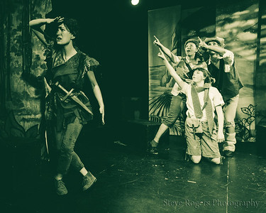 Peter Pan and the Great Unknown 11/19/2016