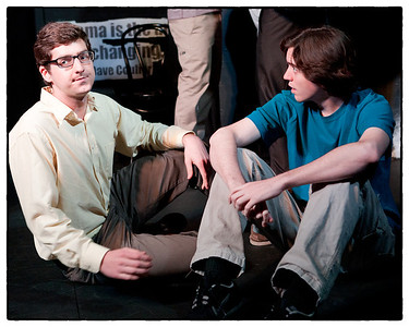 "After School Improv ""Making Weight is a Dangerous Task"" 3/24/2012"