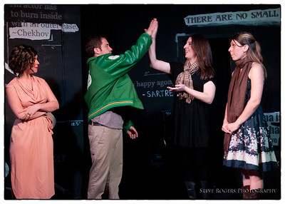 """After School Improv """"Making Weight is a Dangerous Task"""" 3/24/2012"""
