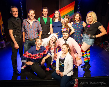 Big Gay Musical: An Improvised Super Super Gay Musical
