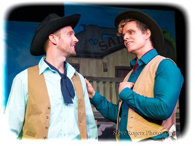 Boy Howdy!: Improvised 1960s-Style TV Westerns 11/7/2015