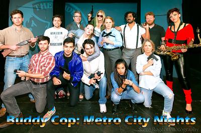 Buddy Cop: Metro City Nights 6/3/2017