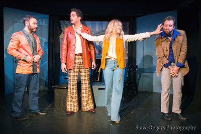 Cochise! the fully Improvised '70s Cop Show 6/7/2014