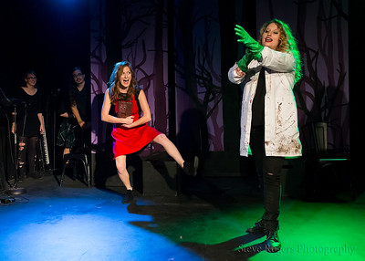 Evil Demons the Musical - Death by Musical 10/7/2017
