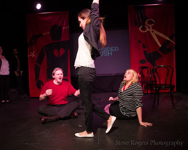 Fiasco Opening Night 5/8/2016 Hideout Theatre