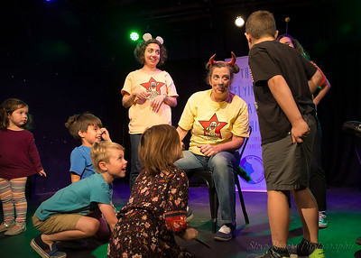 Hideout Kids presents MONSTER HOLIDAYS
