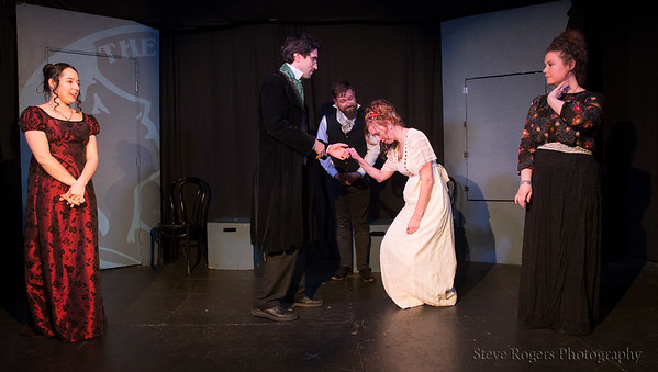 Heavens, Mr. Darcy: Erotic Jane Austen 12/23/2016