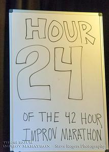 Hour 24 - Knuckleball Now