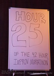 2011 42 Hour Improv Marathon: Hour 25 Start Trekkin'