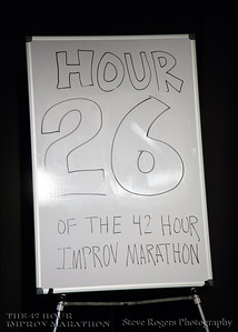 2011 42 Hour Improv Marathon: Hour 26 Nightmare Video Project