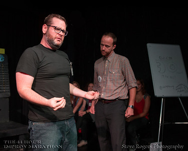 Hour 30 and 31: Maestro - 44 Hour Improv Marathon 6/22/2013