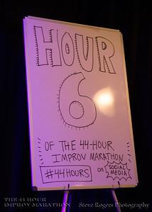 44 Hour Improv Marathon Hour 6 PGraph