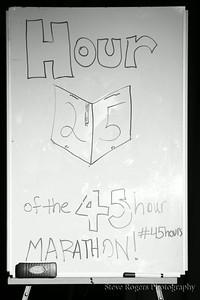 Hour 26 GGG - The Hideout 45 Hour Marathon