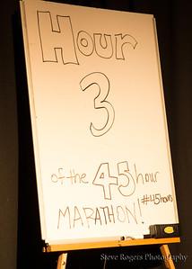 Hour 3 - The Hideout 45 Hour Marathon