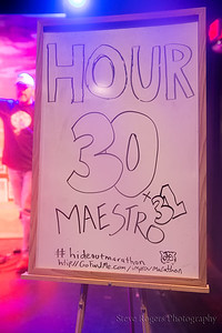 Hour 30 &31: Maestro 48-Hour Marathon June 24, 2017 10:00PM