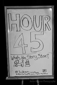 Hour 45: What's the Story, Steve? 48-Hour Marathon June 25, 2017 1:00PM