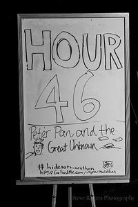 Hour 46: Peter Pan 48-Hour Marathon June 25, 2017 2:00PM