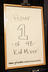 Hideout Theatre 48 Hour Marathon Hour 1 Teen Mixer