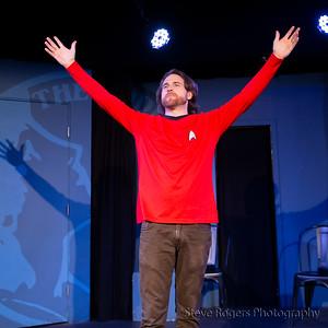 Hideout Theatre 48 Hour Marathon Hour 3 Start Trekkin'