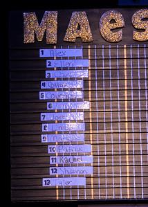 Hideout Theatre 48 Hour Marathon Hours 30 & 31