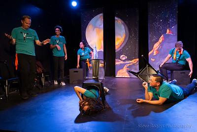 Hideout Theatre 48 Hour Marathon Hour 48 The Final Lap