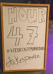 2019 48 Hour Marathon - Hour 47 Fakespeare