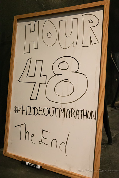 2019 48 Hour Marathon - Hhour 48 The End