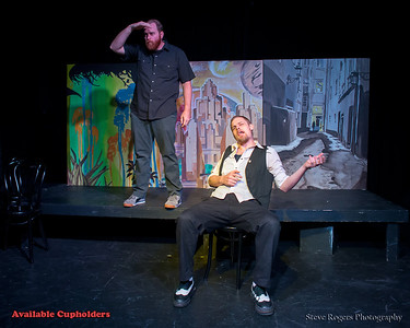 Available Cupholders performs at the 2013 Improvised Play Festival